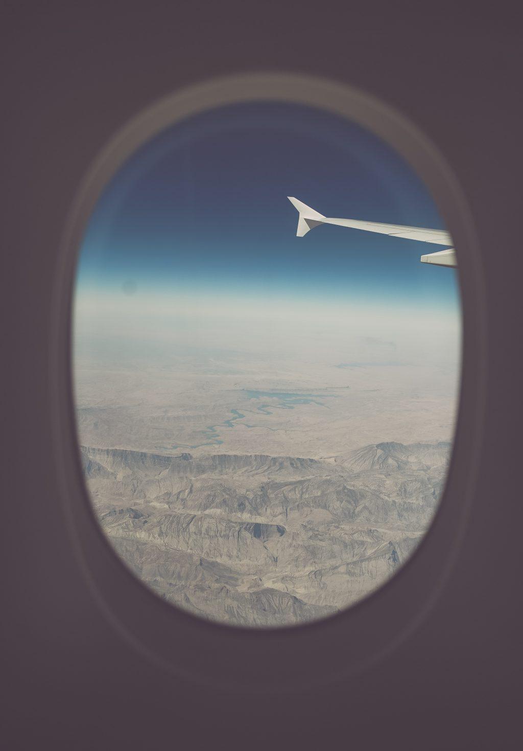 Volar entre algodones